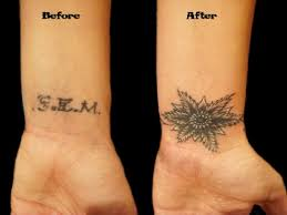 small cover up tattoos for arm best cover up tattoos cover up