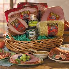 beef gift baskets extravaganza smoked meat gift basket nueske s