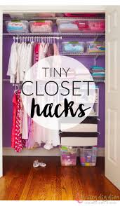 7 closet organizing hacks you u0027ll actually want to try spaces