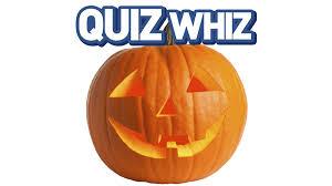 quiz whiz halloween