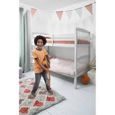 Brighton Single Bunk Bed In Silk Grey Noa  Nani - Single bunk beds