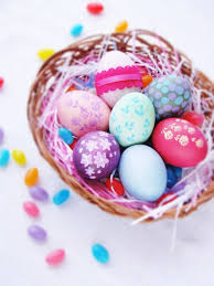 decorative eggs 11 adorable ways to decorate easter eggs eatwell101