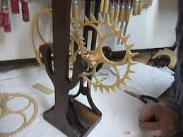 free wooden clock plans with wooden gears plans diy free download