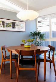 Modern Dining Table And Chairs Mid Century Modern Dining Room U2014 Eatwell101