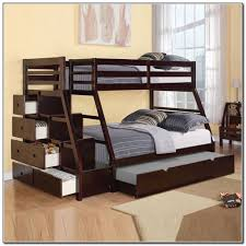 Bunk Beds Twin Over Full With Trundle Beds  Home Design Ideas - Full and twin bunk bed