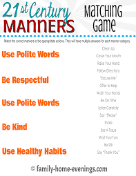 manners worksheets kids photos dropwin