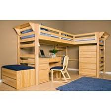 My Dad Was A Visionary He Made Me A Triple Bunk For My  Person - Triple lindy bunk beds