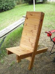 Free Diy Outdoor Furniture Plans by Diy Outdoor Chair Furniture Ideas Diy Furniture Ideas