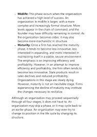 One Organization Factors Affecting Organizational Design