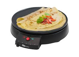 elite cuisine elite cuisine 12 crepe maker griddle ecp 126