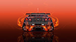 nissan skyline r34 wallpaper nissan skyline gtr r34 jdm back super fire car 2016 wallpapers el