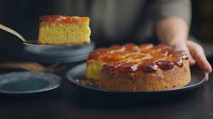 pistachio apricot upside down cake youtube