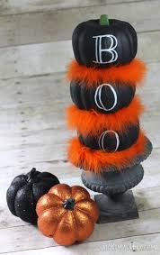 pumpkin topiary feathered chalkboard pumpkin topiary the six fix