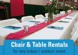 table and chair rentals mn northern event rentals bemidji mn chair table rentals for