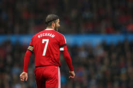 gallery 10 great images as manchester united legends beckham and