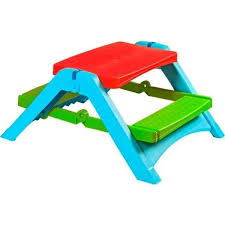pal play folding picnic table free shipping today overstock