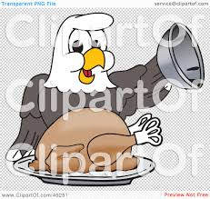 royalty free rf clipart illustration of a bald eagle character