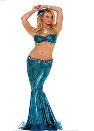 Halloween Costumes Mermaid Woman Compare Prices Mermaid Women Halloween Shopping Buy