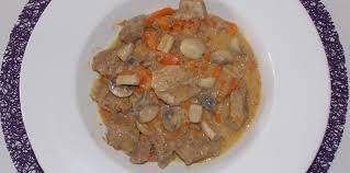 comment cuisiner une blanquette de veau blanquette de veau maison facile recette sur cuisine actuelle