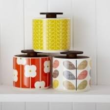 orange kitchen canisters kitchen canisters ceramic foter