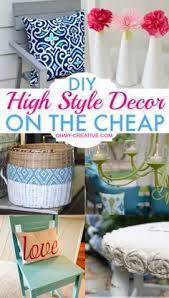 Cheap Diy Home Decor Projects 50 Budget Decorating Tips You Should Know Livelovediy Home