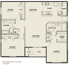 three bedroom apartments floor plans three bedroom apartment in lady lake florida