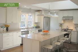 remodeled kitchens with white cabinets kitchen remodel white cabinets kitchen and decor