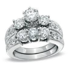 zales wedding ring sets bridal set wedding rings wedding promise engagement