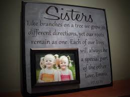 Wedding Gift For Sister Brides Maid Gift