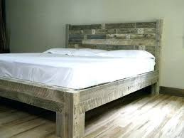 Country Bed Frame Rustic Bed Frames Ofor Me