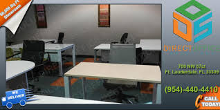Office Furniture Fort Lauderdale by Huge Inventory Blow Out Sale On All Used Office Furniture
