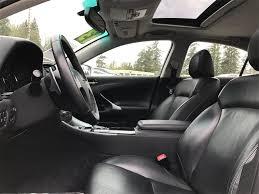 lexus is350 2013 2013 lexus is 350 awd sedan for sale in ferndale wa 19 999