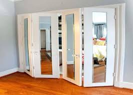 Bifold Mirrored Closet Doors Lowes Wardrobes Mirrored Bifold Closet Doors Mirrored Bifold Closet