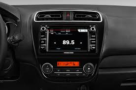 mitsubishi mirage 2015 interior 2017 mitsubishi mirage radio interior photo automotive com