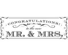 Wedding Congratulations Banner Cute Custom Wedding Celebration Congratulations Banner Diy