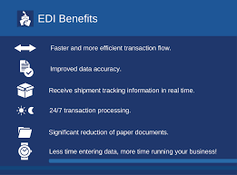 electronic data interchange edi logistics supply chain