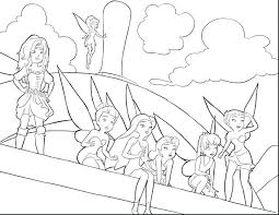articles printable tinkerbell christmas coloring pages tag
