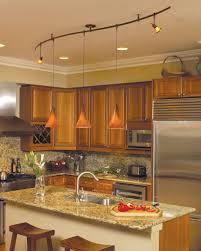 kitchen track lighting easy way to enhance your kitchen advice wondrous curvy modern track lighting
