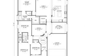 kit home plans single storey kit home floor plan house floor plans
