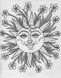 pictures hippie coloring pages 11 for seasonal colouring pages