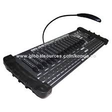 dmx 512 stage light controller global sources