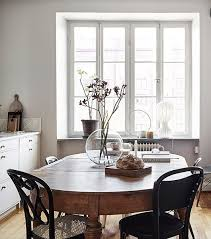 Oval Dining Room Table Best 25 Oval Table Ideas On Pinterest Oval Kitchen Table