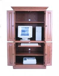 Amish Computer Armoire Amish Computer Armoire 1 Amish 40 A1roses