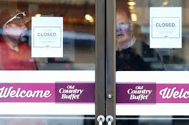 old country buffet abruptly closes 74 stores 7 in twin cities