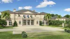 mansion design palm mansion planned for lot next door to howard s