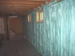 Insulating Basement Walls With Foam Board by Can I Frame Over The Builders Insulation In The Basement
