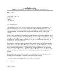 loan processor resume cover letter virtren com sample simple