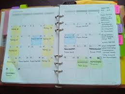 tips membuat jadwal kegiatan harian productive muslimah organized muslimah life planner agenda
