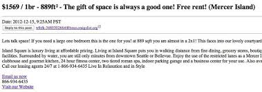the best in seattle craigslist christmas headline puns curbed