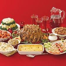Festive Dinner Party Menu - christmas dinner party menu dinner party menu menu and dinners